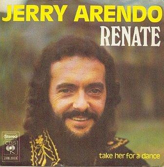 Jerry Arendo - Renate (7'')