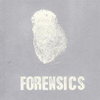 Forensics - On A Bridge Atop The Heap Of Friends Who Jumped (CD)