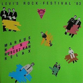 Levi's Rock-Festival '83 (LP)