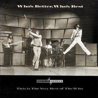 The Who - Who's Better, Who's Best (CD)