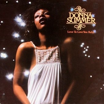 Donna Summer - Love To Love You Baby (LP)