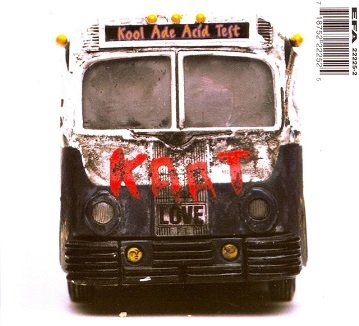 Kool Ade Acid Test - Kaat (CD)
