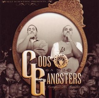 Self Scientific - Presents... Gods And Gangsters (CD)
