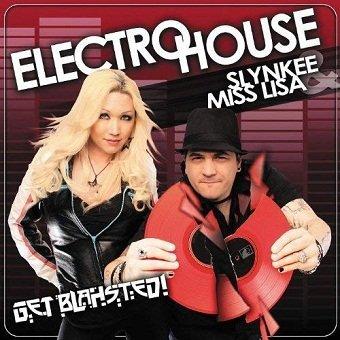 Slynkee & Miss Lisa - Get Blahsted! (CD)