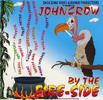 Shocking Vibes & Rookie Productions Presents John Crow By The Fire-Side (CD)