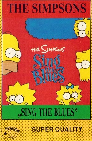 The Simpsons - The Simpsons Sing The Blues (MC)