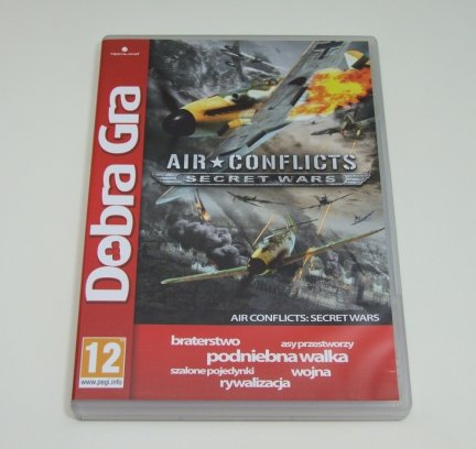 Air Conflicts: Secret Wars (PC-DVD)