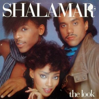 Shalamar - The Look (LP)