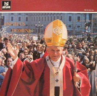 His Holiness Pope John Paul II - Angelus Domini (R. Wincenty) (LP)