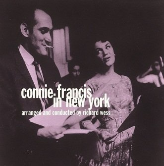 Connie Francis - Connie Francis In New York (CD)