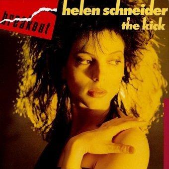 Helen Schneider With The Kick - Breakout (LP)
