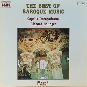 The Best Of Baroque Music (CD)