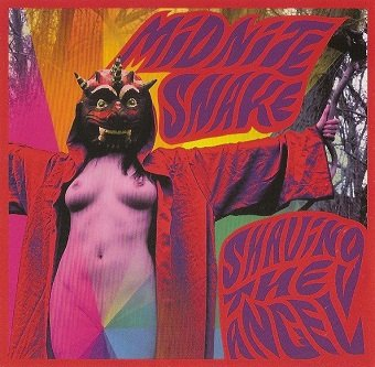 Midnite Snake - Shaving The Angel (CD)