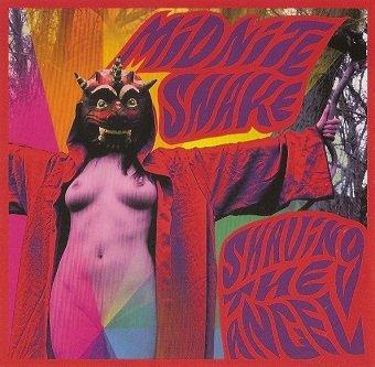 Midnite Snake - Shaving The Angel (CD)