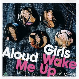 Girls Aloud - Wake Me Up (Maxi-CD)