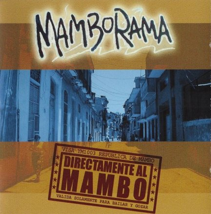 Mamborama - Directamente Al Mambo (CD)