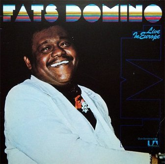Fats Domino - Fats Domino Live In Europe (LP)
