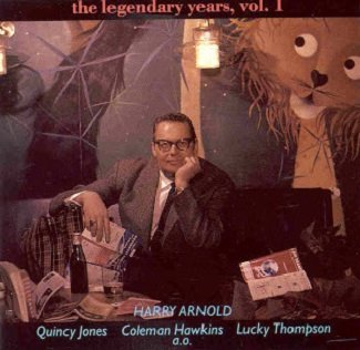 Harry Arnold And His Swedish Studio Orchestra - The Legendary Years Vol.1 (CD)