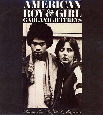Garland Jeffreys - American Boy & Girl (LP)