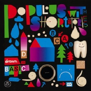 Populous With Short Stories - Drawn In Basic (CD)