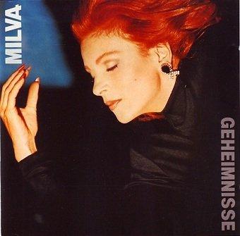 Milva - Geheimnisse (LP)