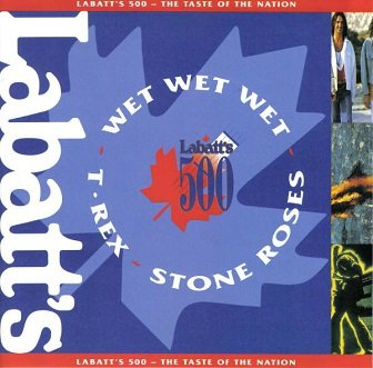 Labatt's 500 - The Taste Of The Nation (CD)