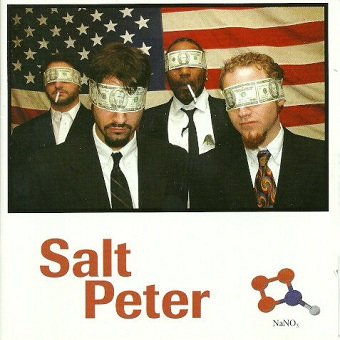 Salt Peter - NaNO3 (CD)