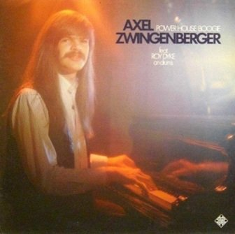 Axel Zwingenberger Ft. Roy Dyke - Power House Boogie (LP)