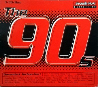 The 90s - MediaMarkt Collection (3CD)