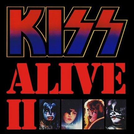 Kiss - Alive II (2LP)