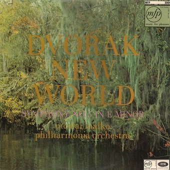 Dvořák - Symphony No. 5 In E Minor, Op. 95 (From The New World) (LP)