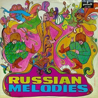 Orkiestra Jack'a White'a - Russian Melodies (LP)