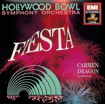Fiesta Hollywood Bowl - Dragon (CD)
