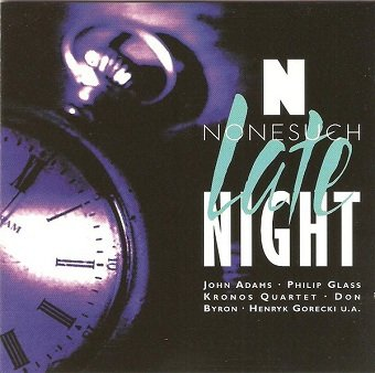 Nonsuch Late Night (CD)