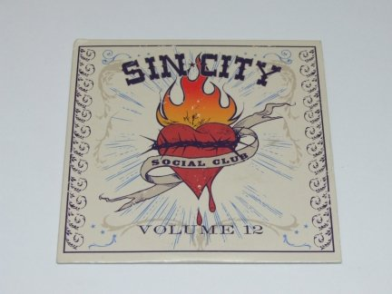Sin City Social Club Volume 12 (CD)