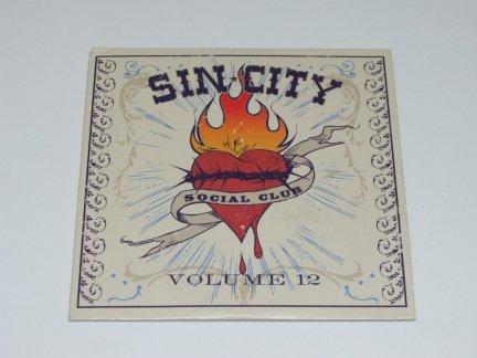 Sin City Social Club Volume 12 (CD)
