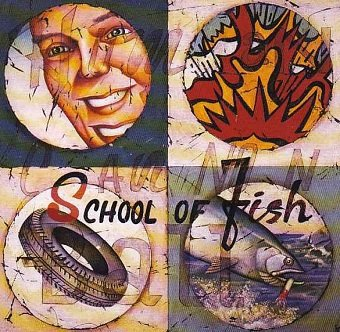 School Of Fish - Human Cannonball (CD)