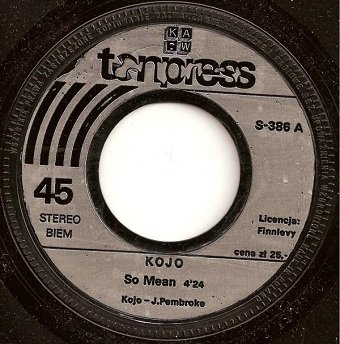 Kojo - So Mean (7'')