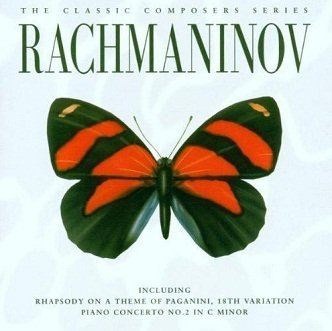 Rachmaninov - The Classic Composers Series (CD)