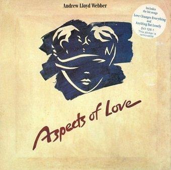 Andrew Lloyd Webber - Aspects Of Love (2LP)