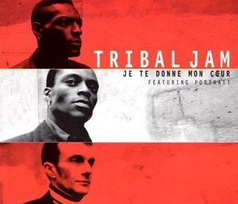 Tribal Jam Ft. Portrait - Je Te Donne Mon Cœur (CD)