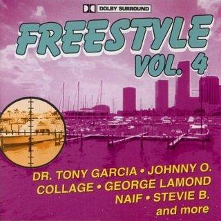 Freestyle Vol. 4 (CD)