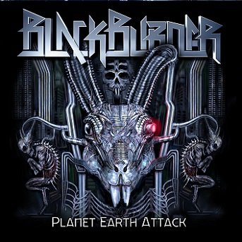 Blackburner - Planet Earth Attack (CD)
