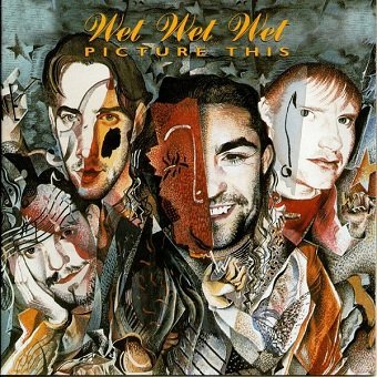 Wet Wet Wet - Picture This (CD)