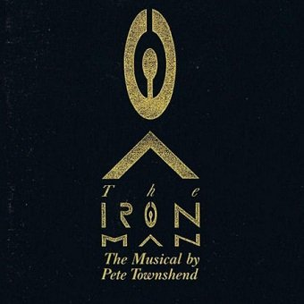 Pete Townshend - The Iron Man (The Musical By Pete Townshend) (LP)