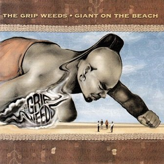 The Grip Weeds - Giant On The Beach (CD)