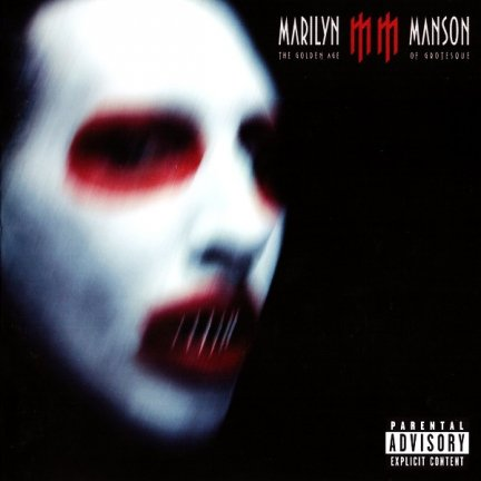 Marilyn Manson - The Golden Age Of Grotesque (CD)