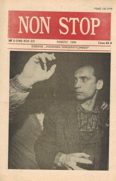 Non Stop 3 (150) Marzec 1985 Lech Janerka