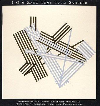 I Q 6 Zang Tumb Tuum Sampled (LP)