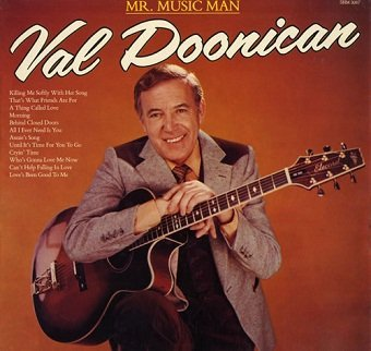 Val Doonican - Mr. Music Man (LP)